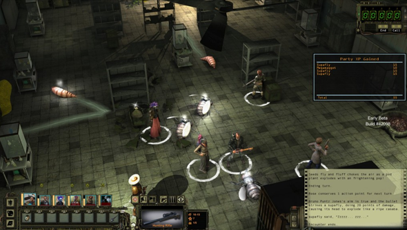 wasteland 2 patch 6 inxile entertainment