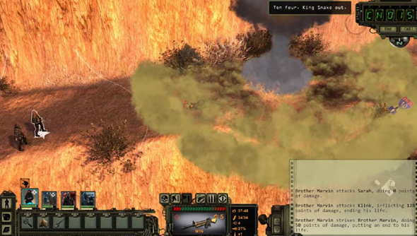 Wasteland 2 the provost