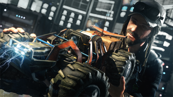 Steak out: Watch Dogs' Bad Blood campaign makes a protagonist of T-Bone, does co-op