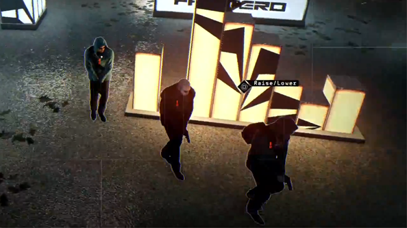 Watch Dogs footage reveals how you'll be controlling the city