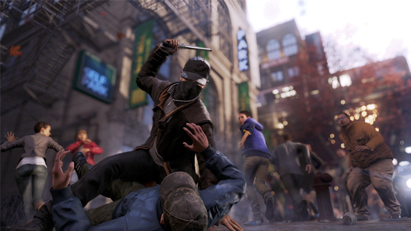 "Watch Dogs' city is ""open right at the start"""