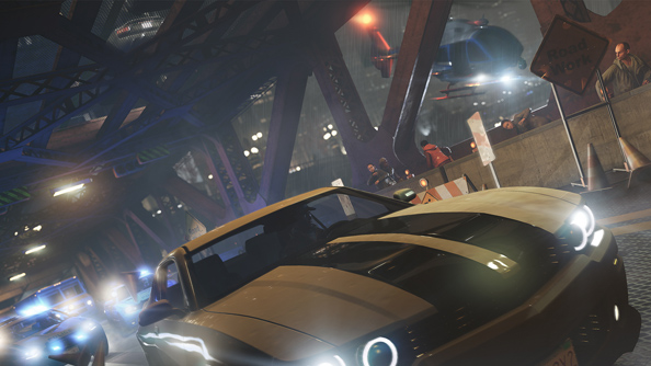 Driver studio Ubisoft Reflections have put together the in-car missions for Watch Dogs.