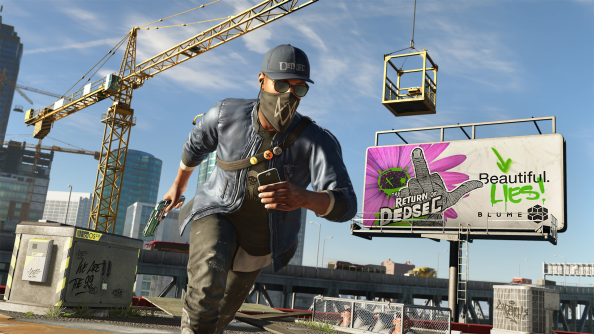 Watch Dogs 2 interview