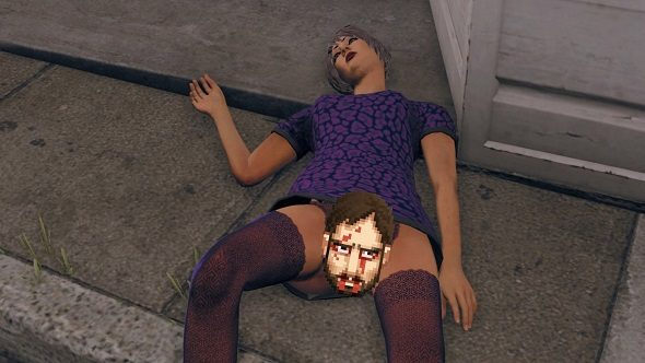 Watch Dogs 2 nudity