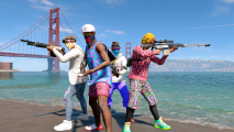 Watch Dogs 2 party mode