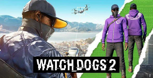 Watch Dogs 2 Twitch