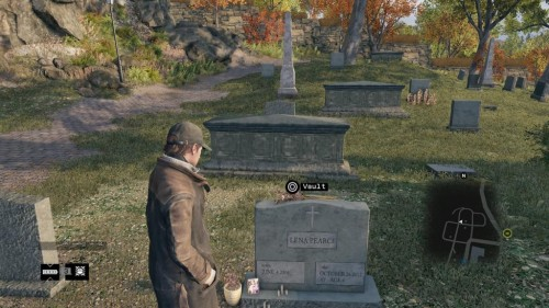 Watch Dogs grave