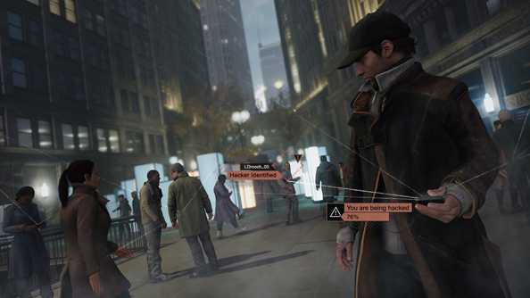 Watch Dogs: a great big simulated city, and you with all the switches.