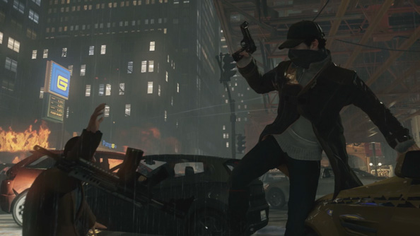 Watch Dogs release date announced. Here's a new trailer filled with cars and noise