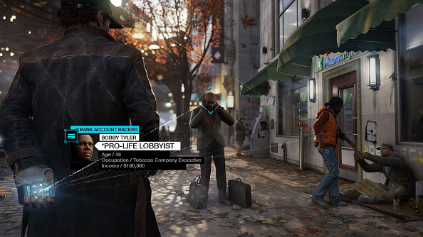 Now you can hack your buddies in Watch Dogs