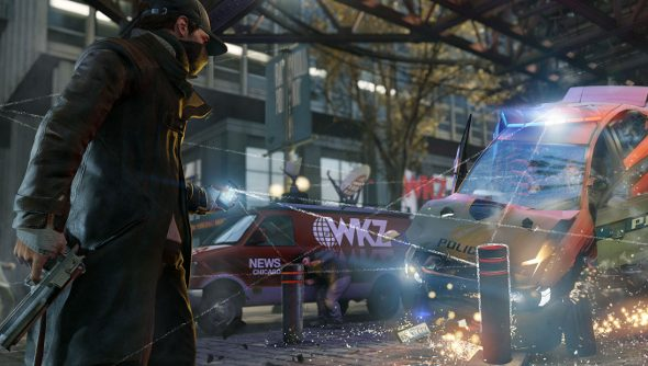 Watch Dogs Nvidia trailer