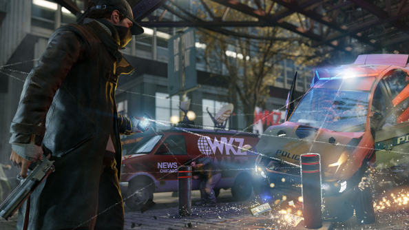 Watch Dogs gets chummy with Nvidia in a new tech trailer