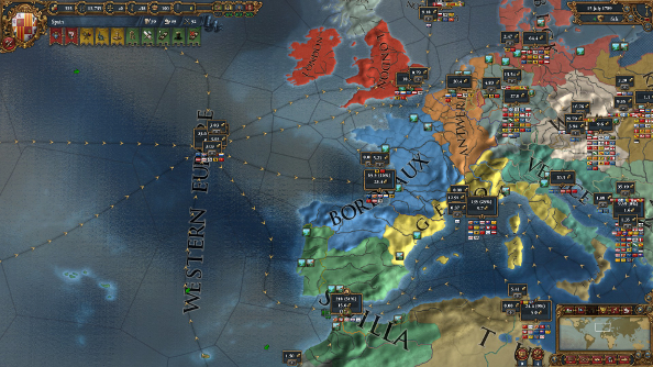 Renaissance bling: Europa Universalis IV's Wealth of Nations expansion is out now