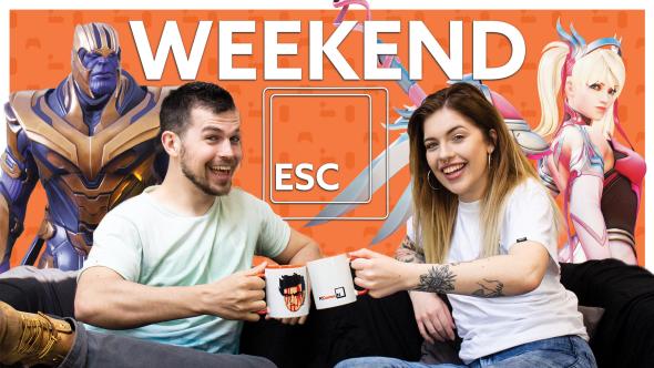 Weekend Esc ep 38 Mercy