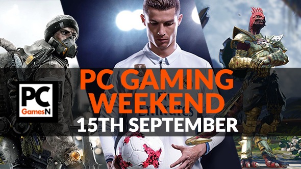 Your PC gaming weekend: win 3 Steam games, play The Division for free, get Divinity: Original Sin 2, and more!