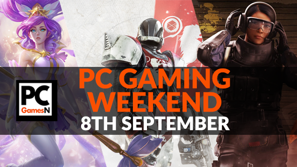 PC Gaming Weekend September 8