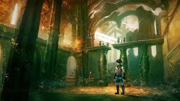 Sadwick returns in The Whispered World 2