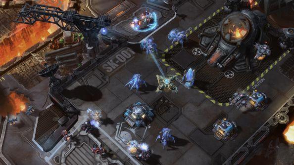 Starcraft 2: Whispers of Oblivion
