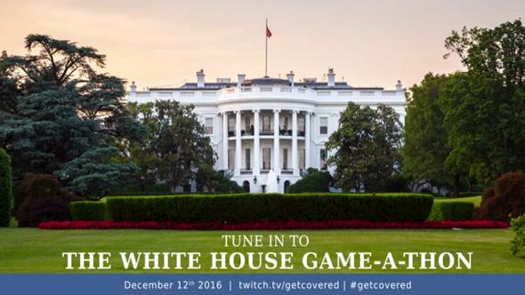 White-House-game-a-thon