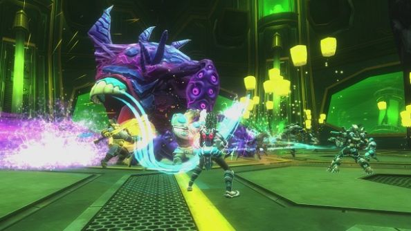 "Wildstar was built by World of Warcraft devs determined to ""do it right this time"""