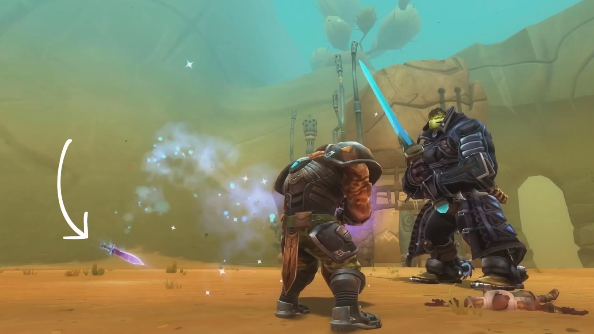 Wildstar flips the tables on status ailments