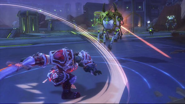 WildStar: Draken race introduced via journalist hunt
