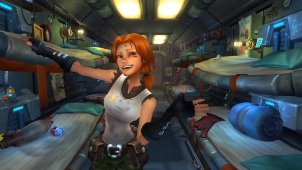 "Wildstar producer on the exaggerated death of subbed MMOs: ""free-to-play's not a magic bullet"""