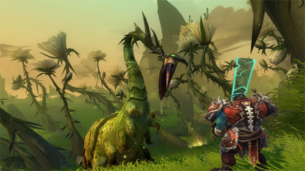 "Why Wildstar is like HBO: ""We are probably the most fair subscription model on the market"""