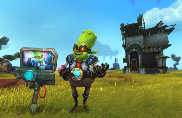 Wildstar beta weekend