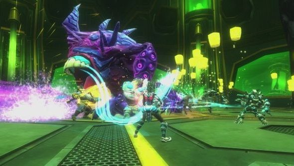 Wildstar raids are large scale affairs.
