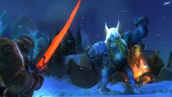 Wildstar: a willing successor to WoW, but unafraid to distinguish itself.