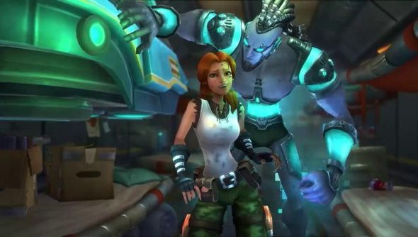 Wildstar comes from a host of World of Warcraft veterans at Carbine.