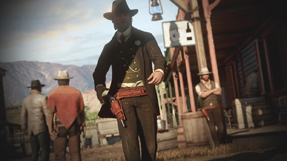 Cowboy MMO Wild West Online hits Steam today