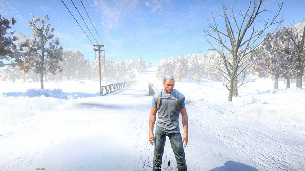 Weather in H1Z1 and PlanetSide 2