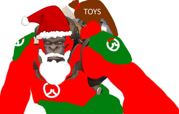 Overwatch Christmas 2019 Skins.Overwatch S Winter Wonderland Update All The Christmas