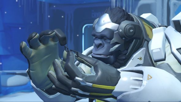 Winston Heroes of the Storm