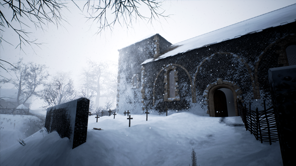 winter hall lost forest games developing beyond