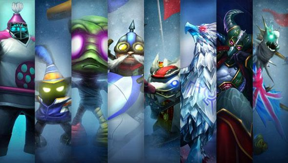 League of Legends 4.2 and winter skins