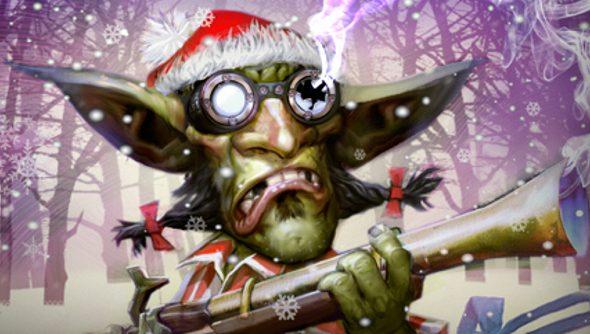 Christmas comes to Azeroth