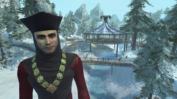 Star Trek Online bids everyone a merry Q-mas