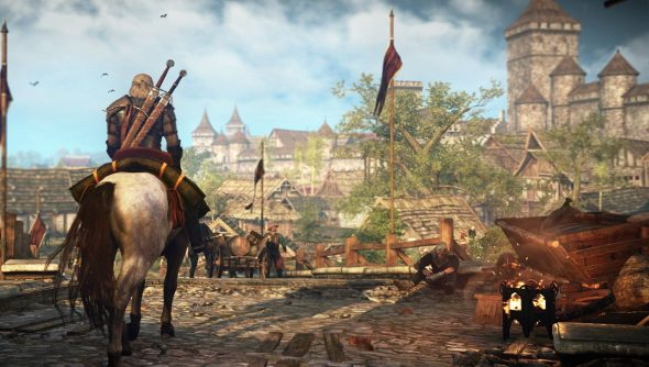 The Witcher 3 developer diary