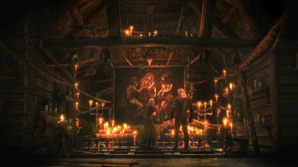 best looking games The Witcher 3