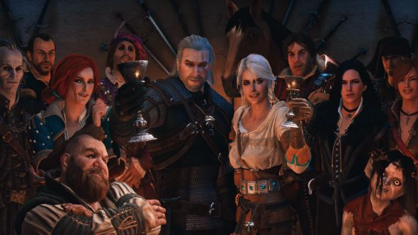 Witcher 3 party