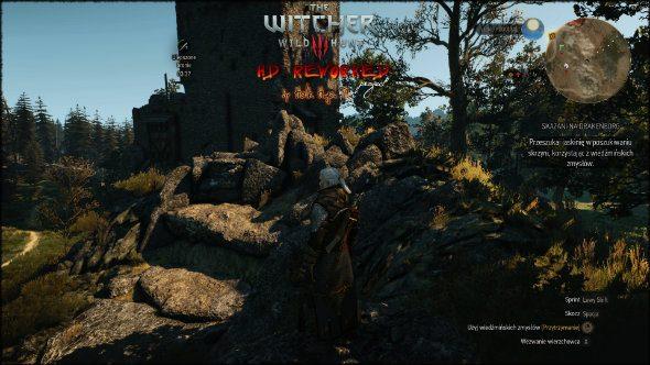 Witcher 3 HD rework