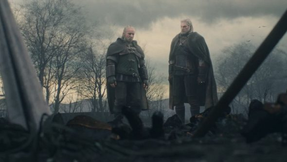 The Witcher 3 cinematic