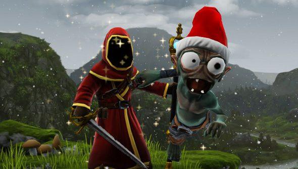 Magicka: Wizard Wars holiday update