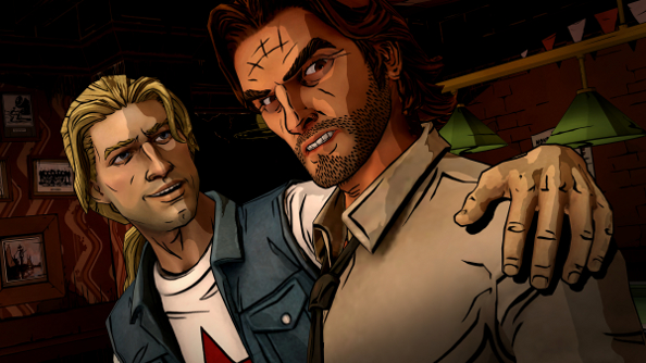 The Wolf Among Us Episode 2 out today