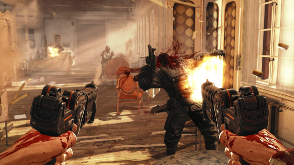 Wolfenstein: The New Order pre-orders come with Doom beta access