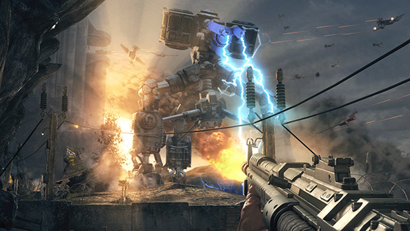 Hands on with Wolfenstein: The New Order
