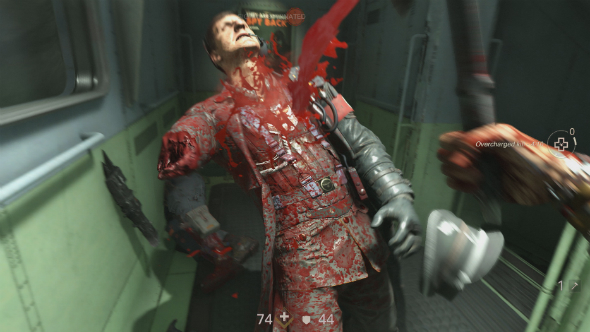 wolfenstein 2 hatchet